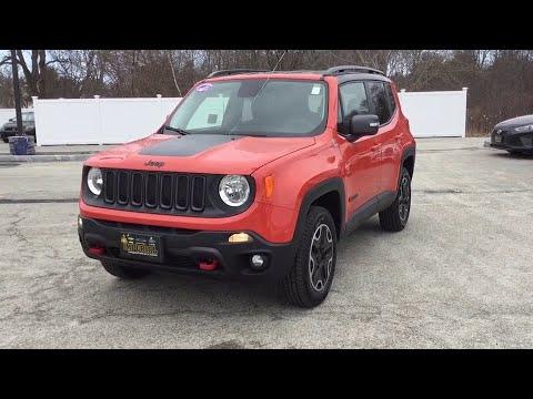2015 Jeep Renegade Milford, Franklin, Worcester, Framingham MA, Providence, RI H0293