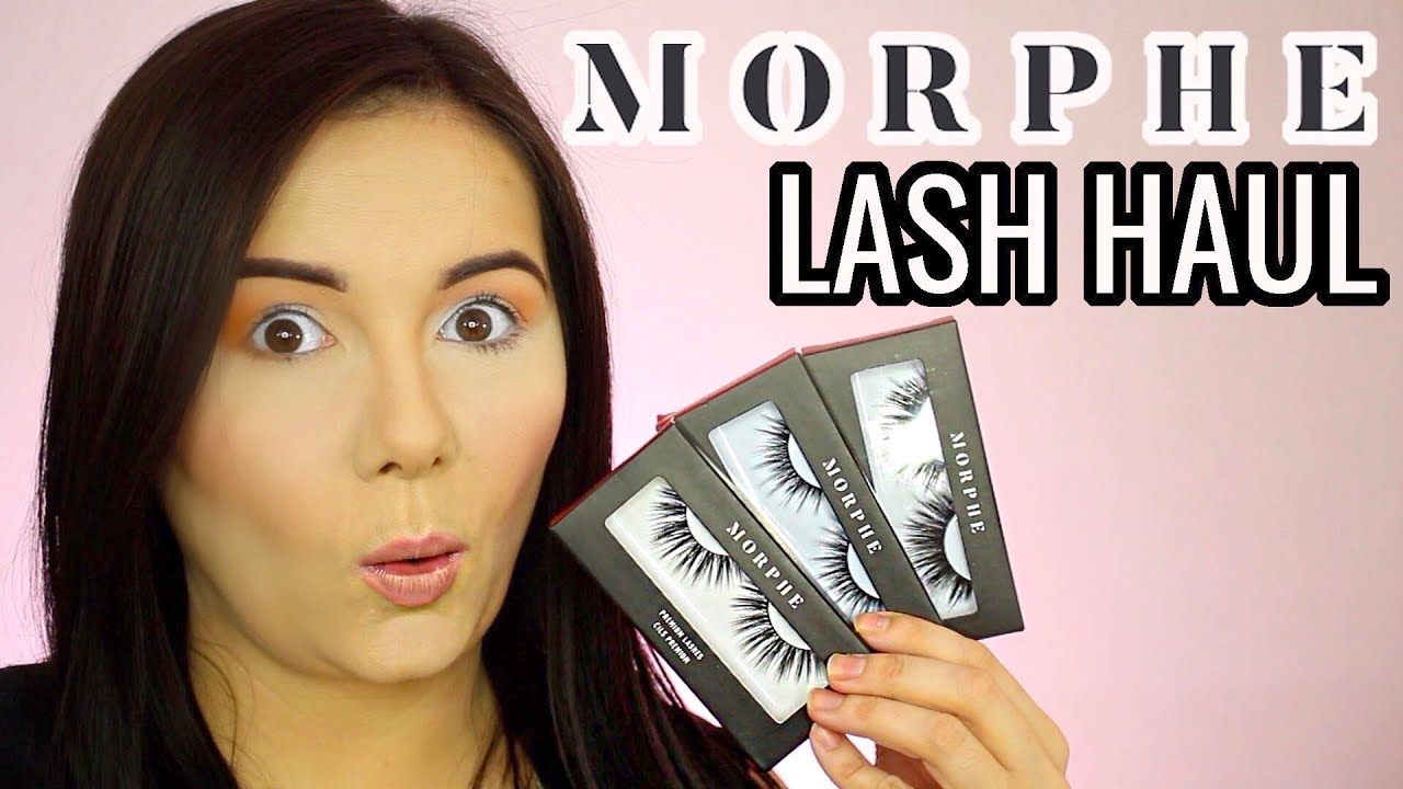 Testing Morphe Premium Lash Haul Cruelty Free False Lashes Youtube Even if you're not a beginner these are still bomb lashes to have in your. testing morphe premium lash haul cruelty free false lashes