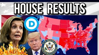 2020 House (& Senate) Races Were A Disaster For Democrats