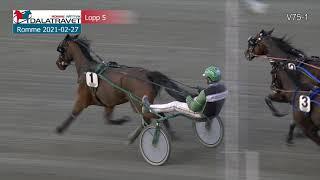 Vidéo de la course PMU PRIX BORLANGE KOMMUNS LOPP