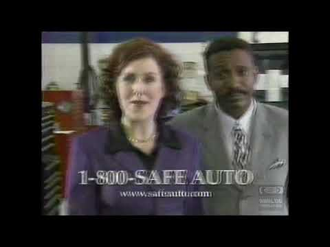 Safe Auto Insurance Company | Television Commercial | 2003