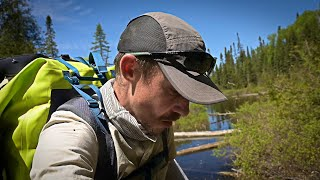 3 NIGHTS IN THE NORTH-A SEARCH FOR ADVENTURE! e2 The Mysterious Noise Continues-Changing Camps-BUGS!