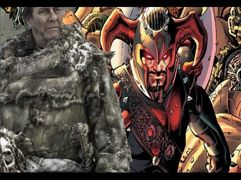 Game Of Thrones Star To Play Steppenwolf - Steppenwolf Role In Justice League Movie Explained