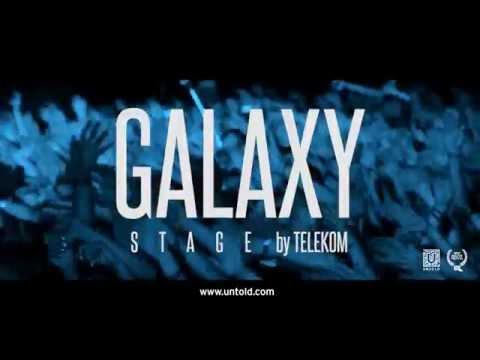 UNTOLD Galaxy Stage by Telekom