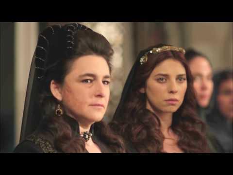 Великолепный век: Империя Кесем. Кесем уезжает из дворца.