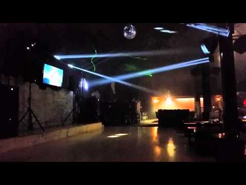 Studio 10 Lounge Light Show