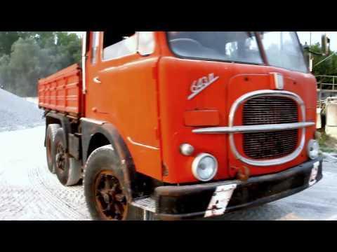 Non Esiste Nessun Motivo Per Tagliare Questo Camion ..... FIAT 643 N