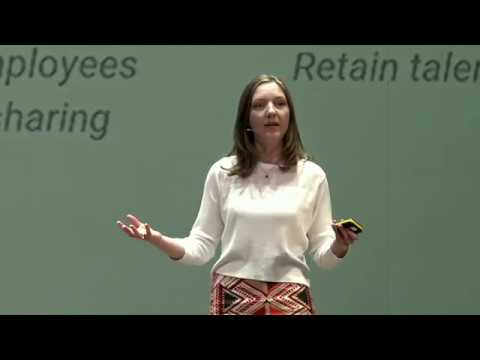 Selena Harries: Google culture - How to foster innovation and collaboration internally