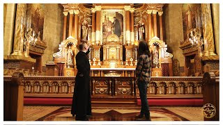 Protestant Tours STUNNING Catholic Church (Cantius Part 1)