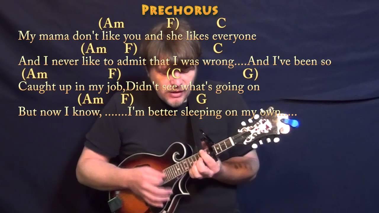 Love yourself justin bieber mandolin cover lesson with chords love yourself justin bieber mandolin cover lesson with chordslyrics hexwebz Images