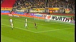 1. FC Nürnberg gegen Dynamo Dresden