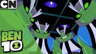 Ben 10 | Big Babies | Cartoon Network Uk 🇬🇧