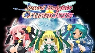 Jewel Knights Crusaders gameplay (PC Game, 2004)