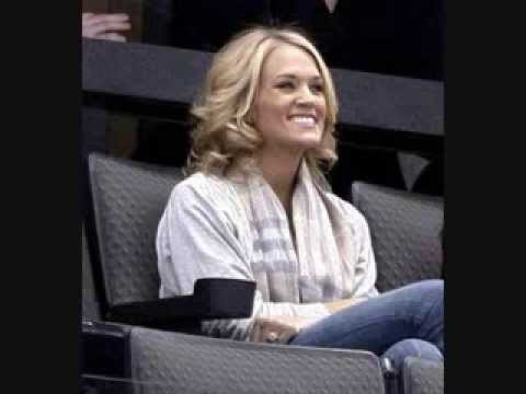 Carrie Underwood And Mike Fisher Engagement Ring Photos