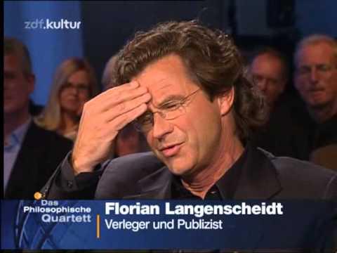 Das Philosophische Quartett |2005| Das Elend der deutschen Schule (B.Bueb,Fl.Langenscheidt)