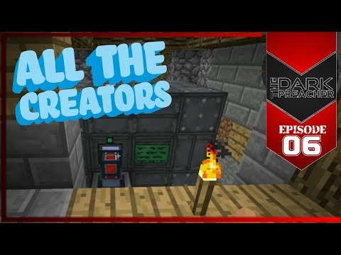EXPONENTIAL POWER GROWTH! | All The Creators 1.12 Modded Server | Ep 6