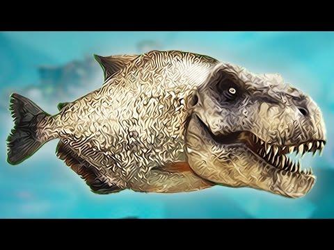 เกมที่ปลาไดโนเสาร์ดึกดำบรรพ์โหดกว่าปลาทุกตัว!! | Feed And Grow Let's Play (6)