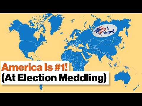 How Governments Tamper with Foreign Elections: Russia, America, and AI Hacking | Amaryllis Fox