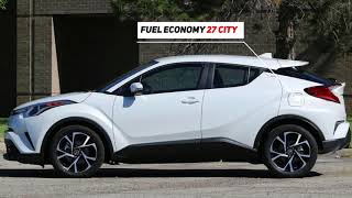 2018 Toyota CHR Specifications