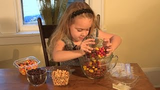 Cooking With Ruby: Trail Mix