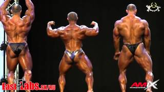 Fitness House PRO Lesukov vs Fedorov vs Shabunia Grand Prix