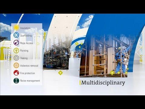 Bilfinger Industrial Services Belgium/The Netherlands - Image film