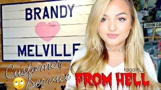 I LOST MY SH*T IN FOREVER 21 & BRANDY MELVILLE | STORY TIME/RANT