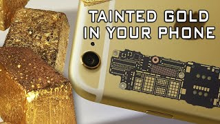 Tainted Gold In Your Phone