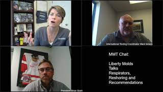 MMT Chats: Liberty Molds Talks Respirators, Reshoring and Recommendations