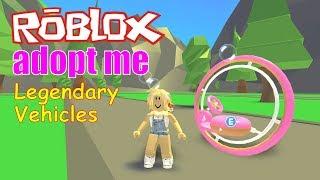 Adopt Me Legendary Vehicles (ROBLOX)