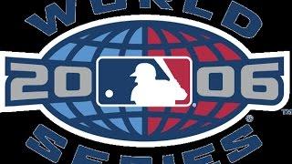 MLB 2006 - PS2 2005 (2006 World Series STL vs DET)