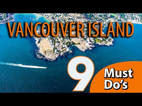 9 More Must Do's Vancouver Island Travel Guide (Near Victoria)