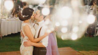 OUR WEDDING DAY - Receptiion