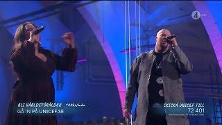 Lisa Nilsson - Vem / Nano & Lisa Nilsson - Hold On (Live