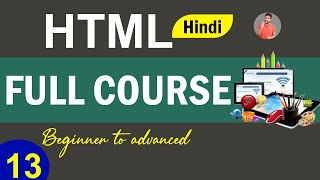 13- HTML | How to apply Title tag in Hindi