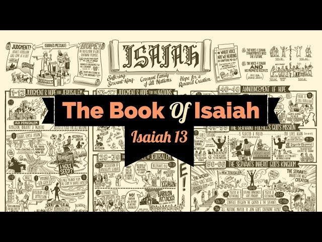 Isaiah 13 | Pastor Adam Blackstock