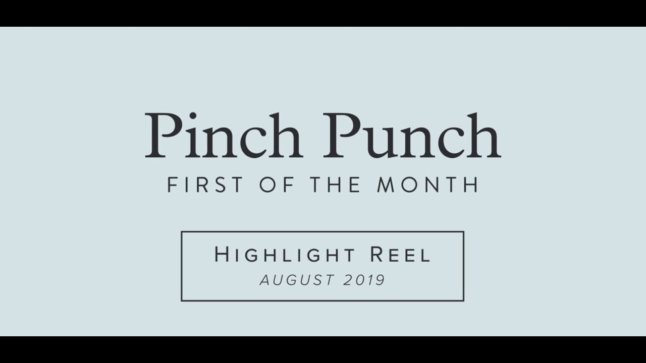 PPFM | AUGUST 2019 - Highlight Reel