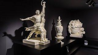 Павел Нефедов: виртуальная экскурсия по выставке «V.D.N.H. URBAN PHENOMENON» в Венеции, 25.08.2016