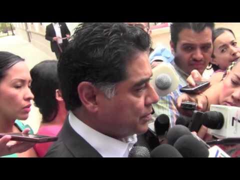 Jorge Herrera Caldera ,Gobernador del Estado; El decomiso de autos chocolates, es tema de seguridad