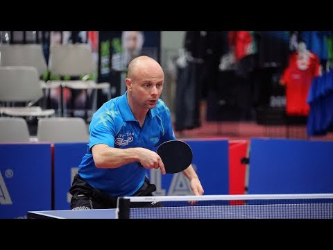 2017 US Open Table Tennis Championships - Men's Singles Quar