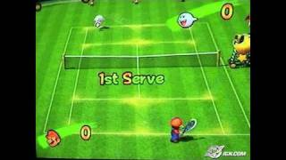 Mario Power Tennis GameCube Gameplay_2004_09_08