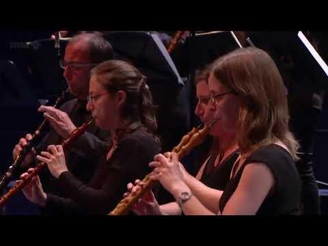 Handel Water Music Suites Nos 1 2 & 3 Hervé Niquet Le Concert Spirituel at BBC Proms