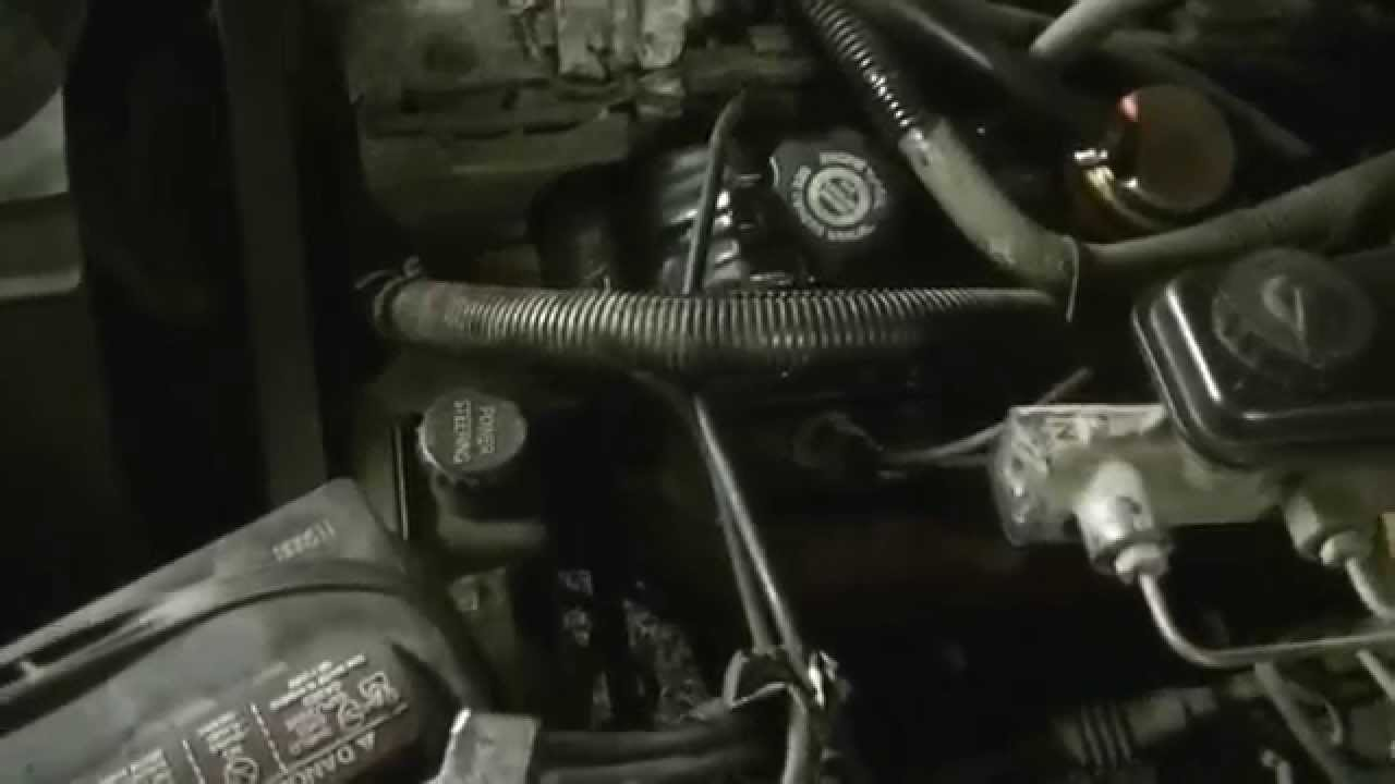 small resolution of 1996 dodge dakota oil pump replacement youtube dodge dakotum 2 5 fuel system control