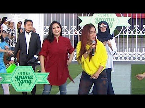 Keren Banget Nih, Inul Daratista Buaya Buntung  - Rumah Mama Amy (22/11)