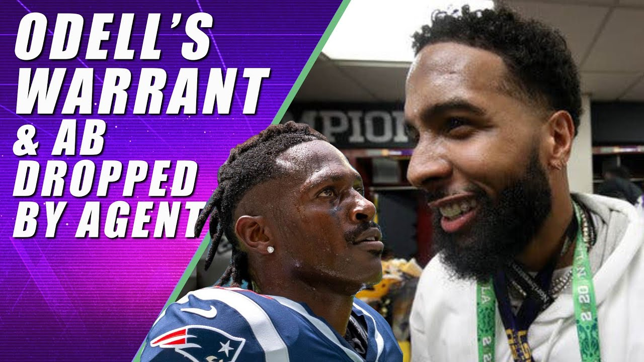 Arrest warrant issued for former NFL wide receiver Antonio Brown in ...