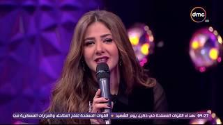 """عيش الليلة - اغنية """" أنا بتقطع من جوايا """" لـ أحمد شيبة بصوت الجميلة دنيا سميرغانم"""