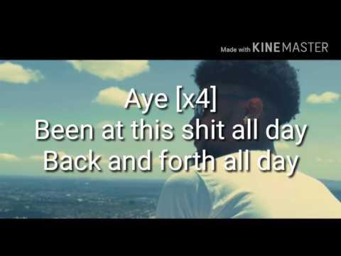 BLAKE- Find A Way (Official Lyrics)