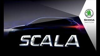 SKODA SCALA - Caracter nou, tehnologie nouă, nume nou