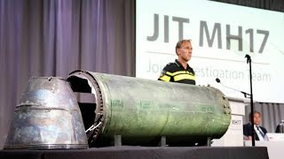 Flight MH-17 shot down by Russian missile, investigators say