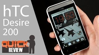 eN hTC Desire 200 Quick Review